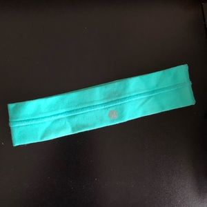 Mint Lululemon Headband